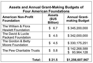 Big4 Assets & Grants Budgets