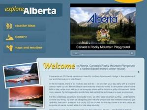 Traveling Alberta