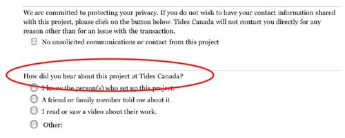OpenMedia %22project at Tides Canada?%22