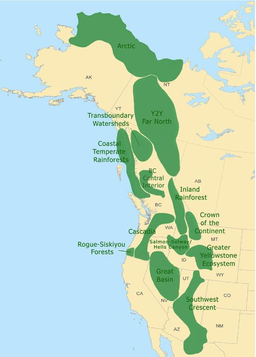 Wilburforce Map