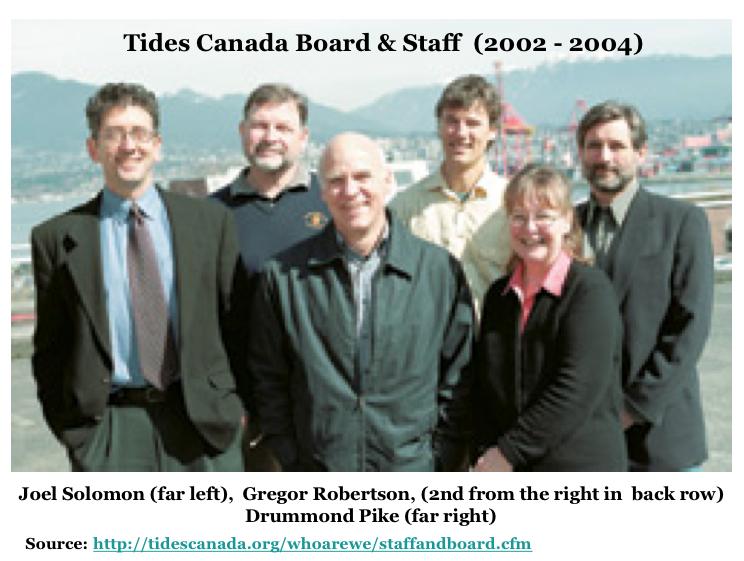 Tides Canada Photo