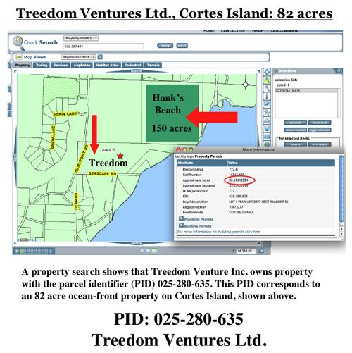 Treedom Map & PID 025-280-635