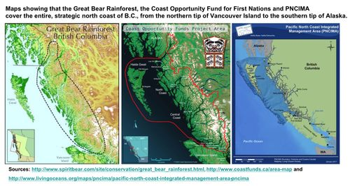 3 maps GBR Coast Funds & PNCIMA