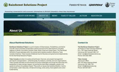 Rainforest Solutions