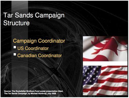 RBF Tar Sands Campaign Coordinators