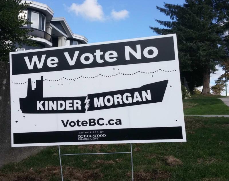 Dogwood WE VOTE NO