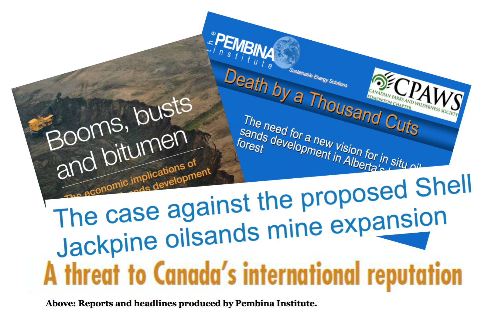Tar Sands Campaign Organizer Appointed to Alberta Energy