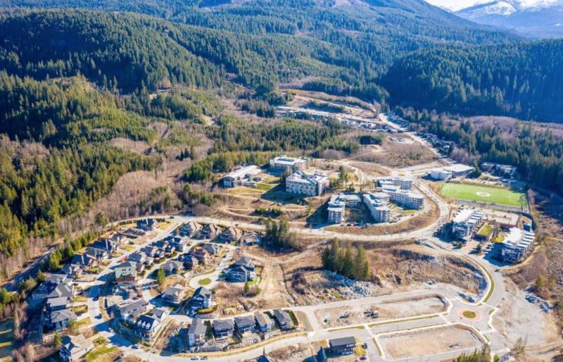 Quest University Aerial View