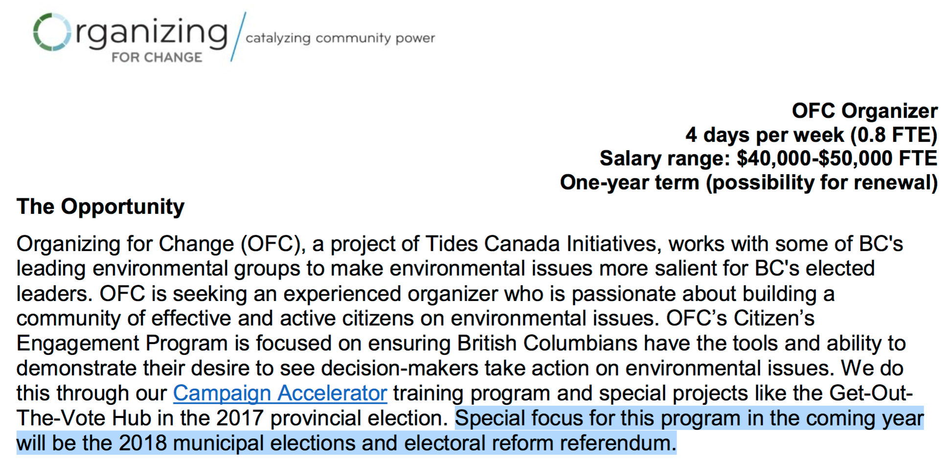 Rethink campaigns in vancouver it isnt even clear yet who the mayoral candidates will be and yet tides canada is already hiring staff for elections activism nvjuhfo Images